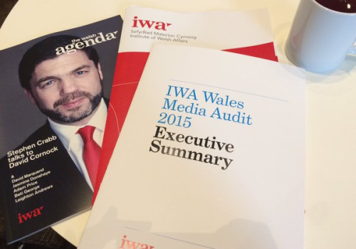 IWA Wales Media Audit and Cardiff Media Summit