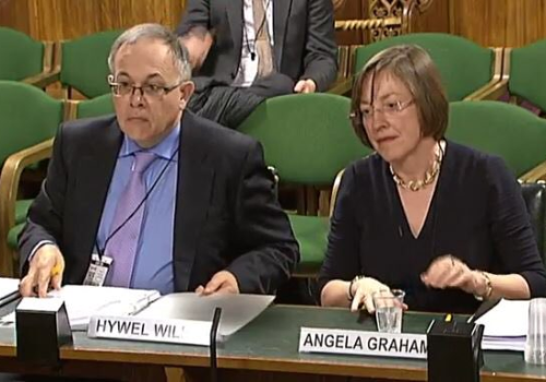 Welsh Affairs Committee – Inquiry into Broadcasting in Wales