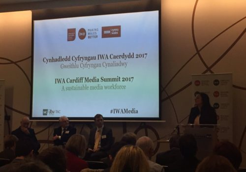 Cardiff Media Summit – Top, Tail and Follow-ups