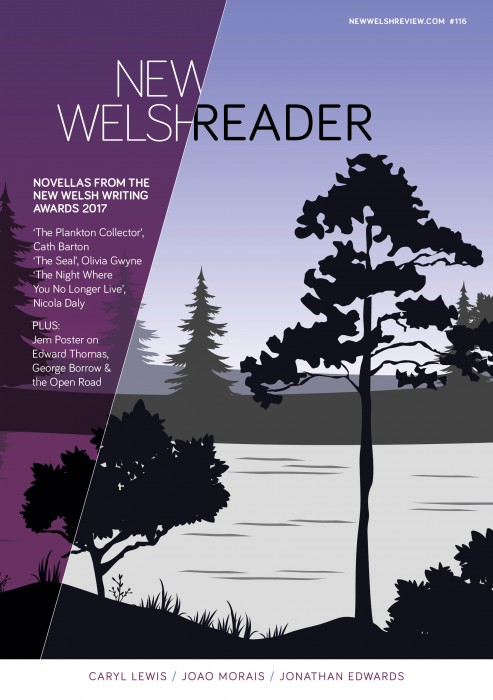 Short Story in New Welsh Reader 2018