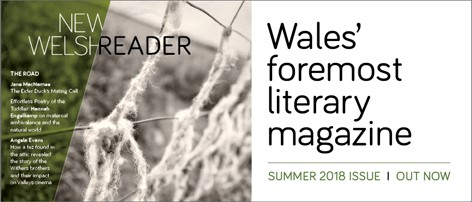 New Welsh Reader #117 'The Road'