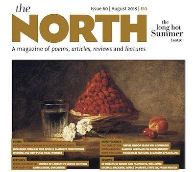 Poem in 'The North' Issue 61