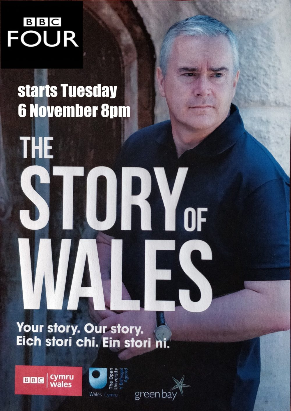 The Story of Wales on BBC FOUR