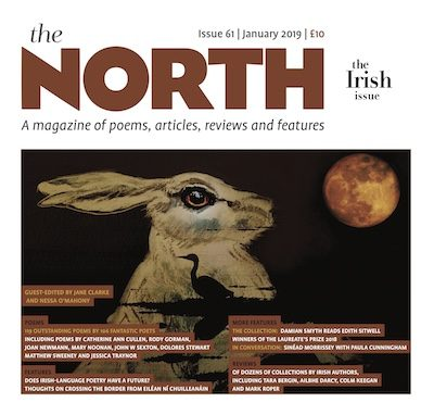 The North at The Irish Literary Society