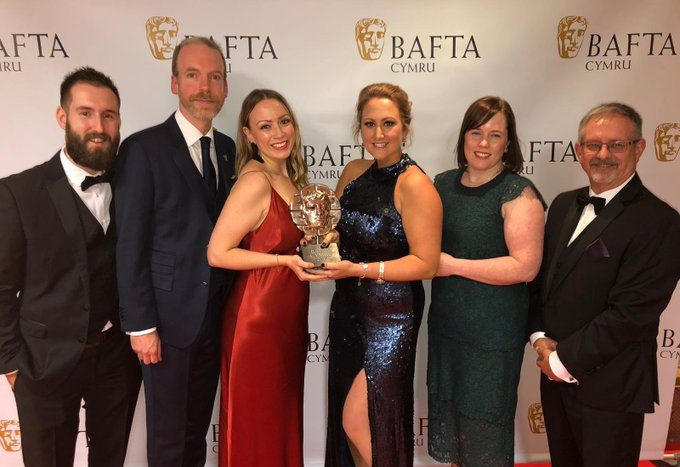 BAFTA Cymru win for Green Bay Media