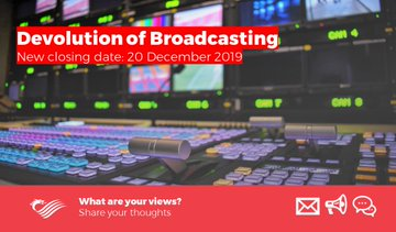 Devolution of Broadcasting, Wales